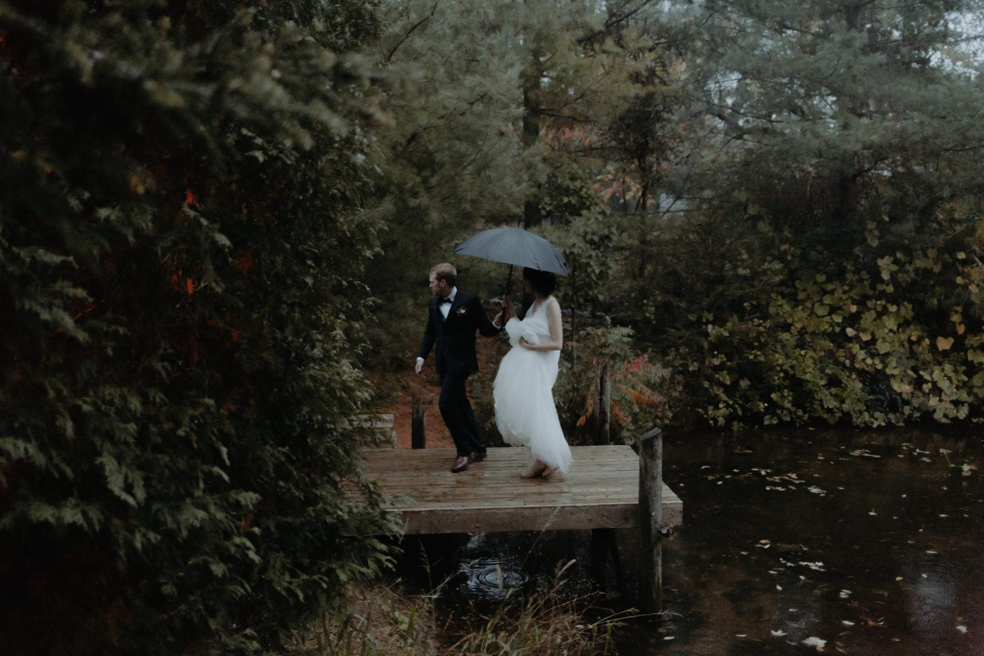 Small Wedding in Lowville